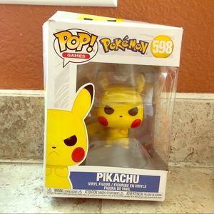 Funko POP! Pokemon (Grumpy) Pikachu💛